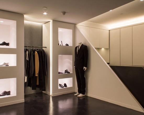 Boutique l\'Espionne Homme Paris - Agencement BEA